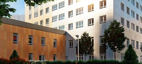 2-к квартира в ЖК «Эрмитаж Зеленая Роща» - Фото 1