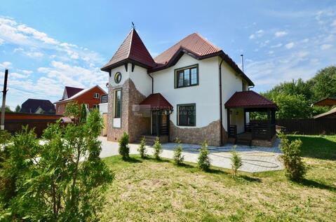 Новый дом 240 кв.м, Участок 10 сот. , Новорязанское ш, 20 км. от . - Фото 3