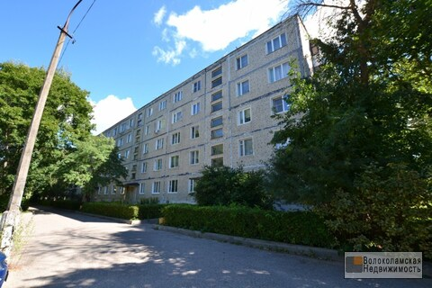 1-к.квартира в городе Волоколамск, по адресу: улица Ново-Солдатская 7 - Фото 1