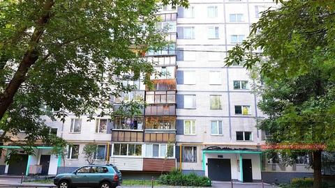 Продажа двухкомнатной квартиры 45м2, Домодедовская улица, 7к2 - Фото 1