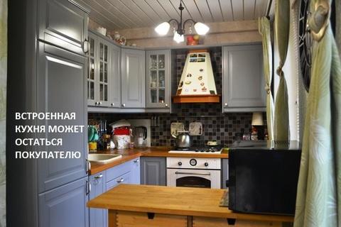 Продам трехкомнатную квартиру с отличной планировкой и ремонтом - Фото 4