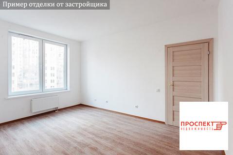 Продам отличную 1-к. квартиру 46 кв.м по переуступке, Солнечный город - Фото 3