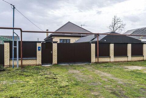 Продается дом г Краснодар, ст-ца Старокорсунская, ул Степная, д 32 - Фото 3