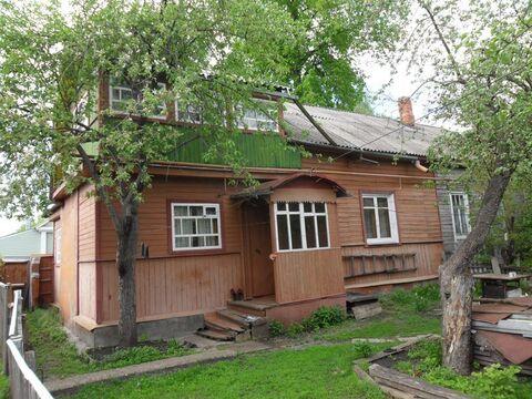 Продается дом г Тамбов, Пролетарский проезд - Фото 1