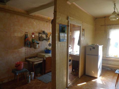 Бревенчатый дом с г/о в пос. Савино Ивановской области - Фото 4