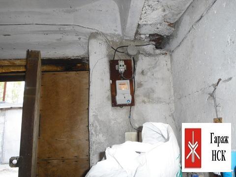 Продам капитальный гараж ГСК Оптимист №73. Поселок Геологов - Фото 4