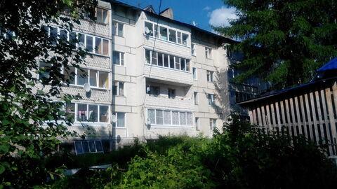 Двухкомнатная квартира в панельном доме в самом центре Объячево, Купить квартиру Объячево, Прилузский район по недорогой цене, ID объекта - 321725460 - Фото 1