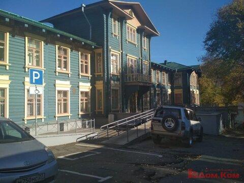 Аренда офиса, Хабаровск, Ул. Дзержинского 36 - Фото 1