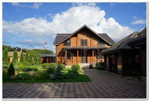 Продам жилой дом под отделку не по далеку от г. Электросатль в зеленой . - Фото 4