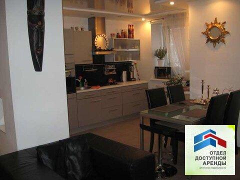Квартира ул. Кошурникова 37, Аренда квартир в Новосибирске, ID объекта - 317150543 - Фото 1