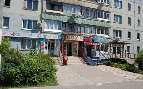 Сдается в аренду торговая площадь г Тула, ул Ложевая, д 125 - Фото 1