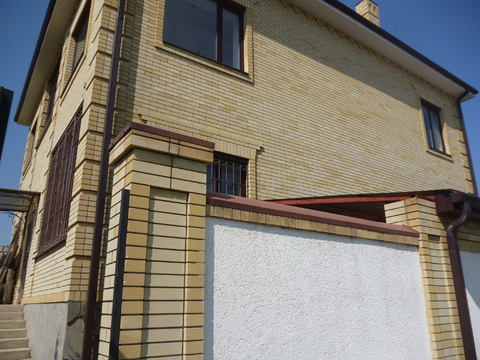 Добротный новый дом 360 кв.м. сжм 6 соток - Фото 1