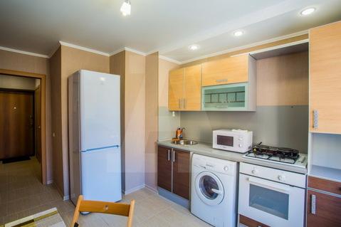 Сдается на длительный срок уютная, теплая, светлая однокомнатная кварт, Аренда квартир в Екатеринбурге, ID объекта - 321300005 - Фото 1