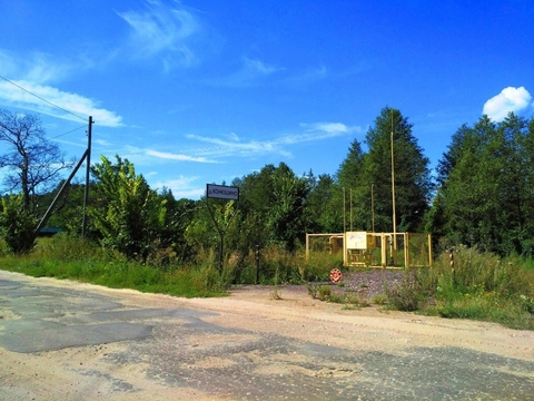 Судогодский р-он, Конюшино д, земля на продажу - Фото 4