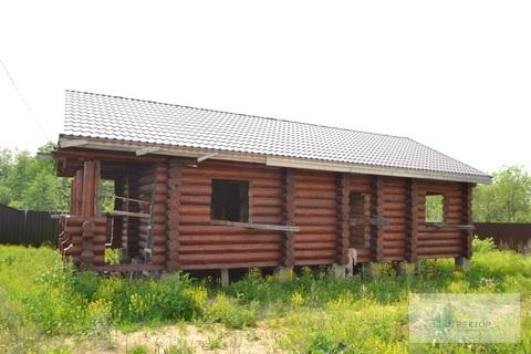 Продается дачный дом из бревна ручной рубки - Фото 1