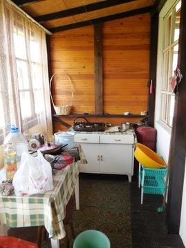 Дача из бруса с печным отоплением, 65 кв.м. Земельный участок 6 соток. - Фото 3