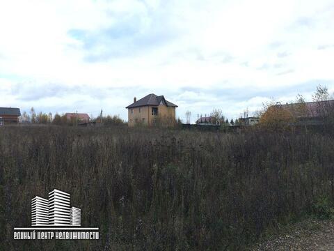 Участок 15 сот. д.Сергейково (Дмитровский район) - Фото 4