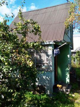Гатчина 5 км, Промзона -1, домик в садоводстве на уч-ке 8 соток - Фото 2