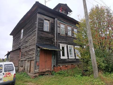 Тверская область, Кимры, ул. Пушкина, 45а