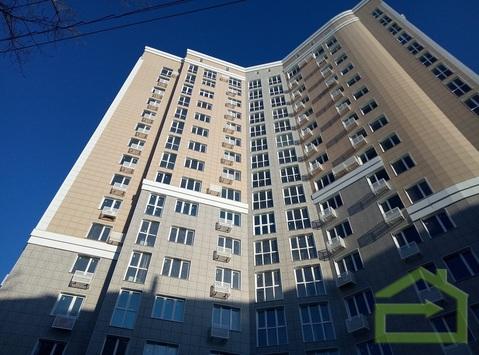Трёхкомнатная квартира на улице Парковая, 8 - Фото 3