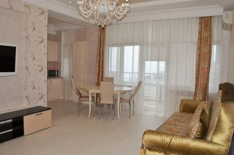 3-комнатная квартира в Гурзуфе - Фото 1