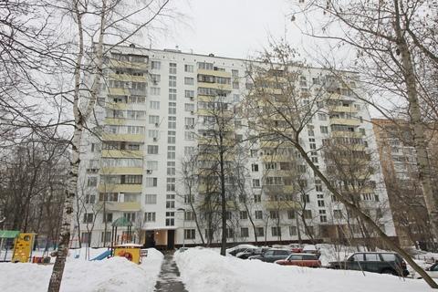 Двухкомнатная квартира на Госпитальном валу, дом 3 корпус 3 - Фото 1