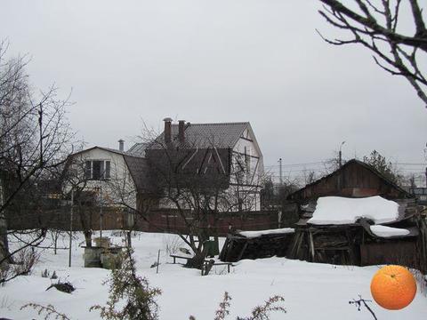 Продается участок, Волоколамское шоссе, 11 км от МКАД - Фото 1