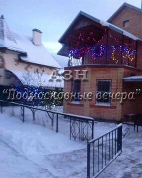 Ярославское ш. 38 км от МКАД, Тишково, Коттедж 99 кв. м - Фото 1