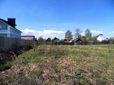 Земельный участок район Октябрь в г. Кохма Ивановской области. - Фото 4