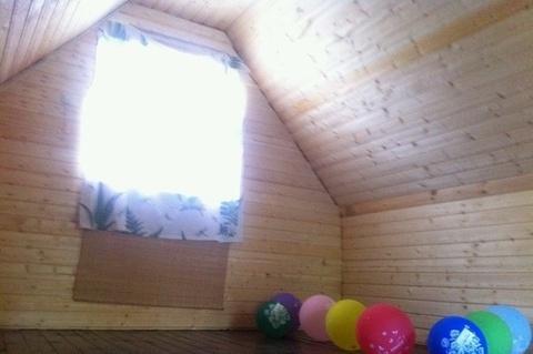Продается 2х этажная дача 70 кв.м. на участке 12.5 соток, Калужская об - Фото 5
