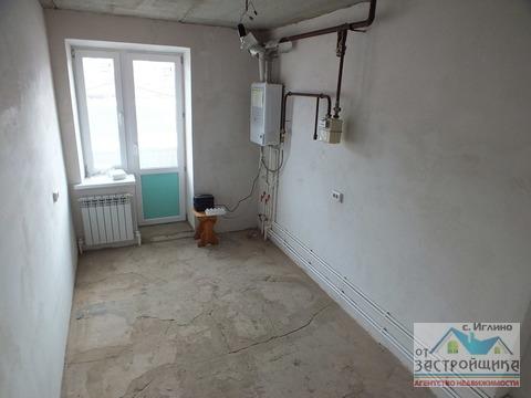 Продам 1-к квартиру, Иглино, улица Ворошилова 28а - Фото 2