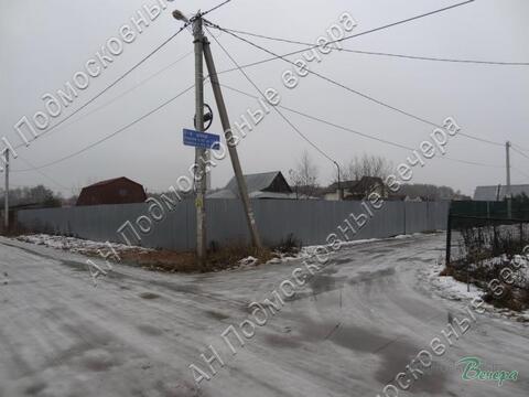 Новорязанское ш. 10 км от МКАД, Мотяково, Участок 6 сот. - Фото 2