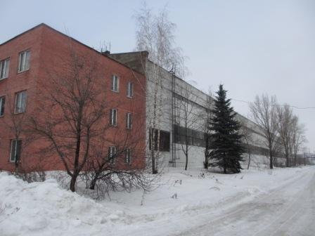 Производственно складской комплекс 60.000 м2, Воскресенск, ж/д тупики - Фото 1