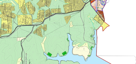 Участок Ершовский залив 73,8га - Фото 2
