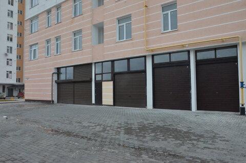 Новый гараж в доме на ул. Парковая 14г (корп.2) - Фото 1