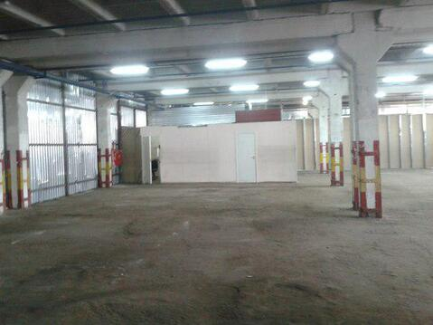 Аренда отапливаемого склада 550 кв.м. Без комиссии - Фото 4