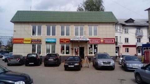Сдам помещение в аренду рядом с ж/д вокзалом в г. Солнечногорске - Фото 1
