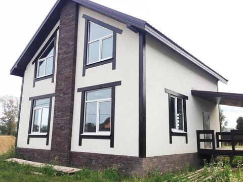 Дом 150 кв.м в Подосинки Дмитровский р-н. - Фото 1