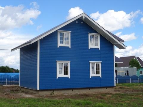 Предлагаю дом 115 кв.м из бруса, зимний в Шумятино – отличная экологи - Фото 5