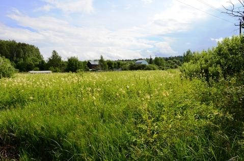 Продам участок в деревне Сурмино - Фото 1