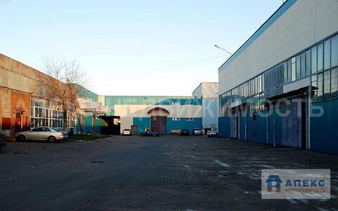 Аренда помещения пл. 1385 м2 под склад, производство, м. Печатники в . - Фото 3