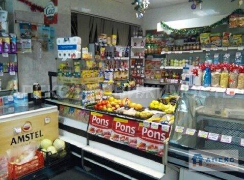 Продажа магазина пл. 185 м2 м. Парк Победы в жилом доме в Дорогомилово - Фото 1