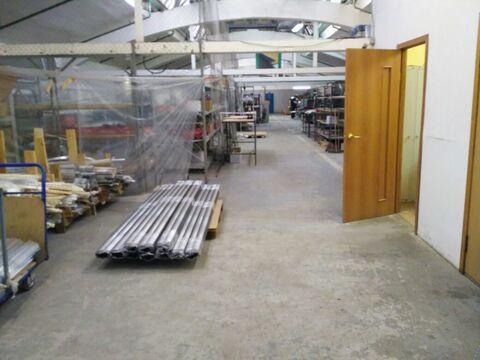 Производственно-складское помещение 1600 кв.м 400 квт - Фото 2