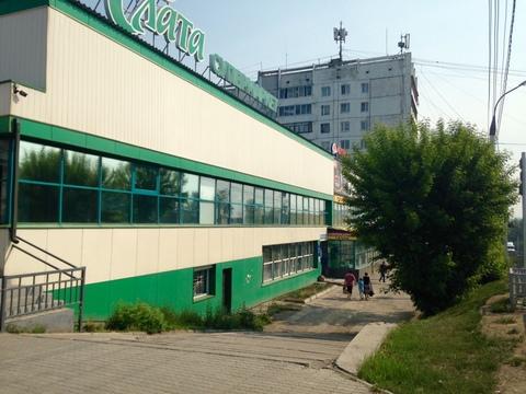 Продается Торговая площадь. , Иркутск г, бульвар Рябикова 20б - Фото 3