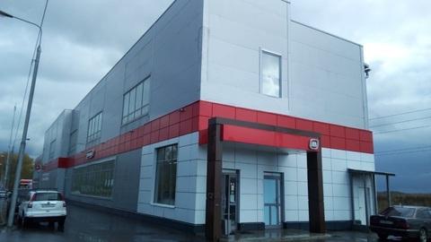Помещение в аренду, свободного назначения, 646 м кв в Ново-Молоково - Фото 1