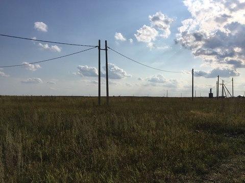 Земельный участок в селе Сенцово - Фото 3
