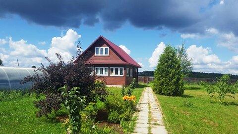 Уютный дом в 4 км от Дубны, баня, гараж, река Волга - Фото 2