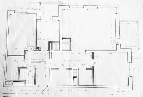 Просторная видовая четырехкомнатная квартира в Зеленограде к.2306б - Фото 1