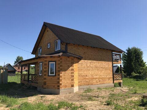 Новый дом в жилой деревне рядом Заповедной территорией - Фото 4