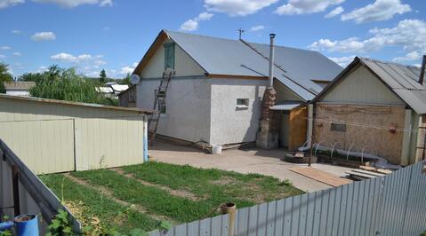 Дом со всеми удобствами, баня, гараж, погреб, 3 км. от Оренбурга - Фото 1